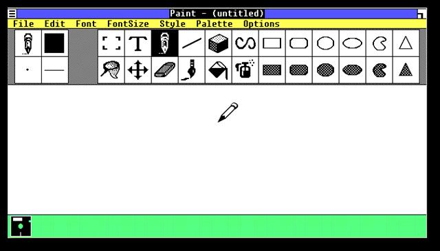 paint-1985 Actualización de Windows eliminaría Microsoft Paint