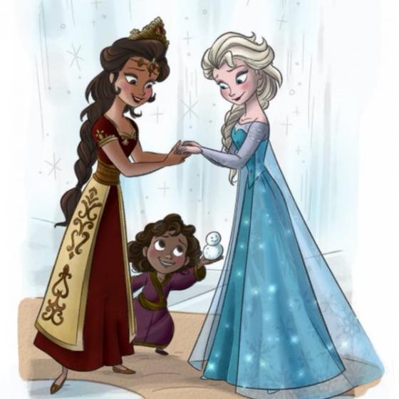 Marketing inclusivo: una novia para Elsa