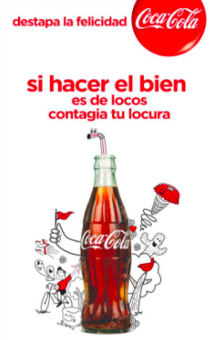 Coca-Cola felicidad